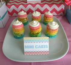 Hostess with the Mostess® - Modern Rainbow Party