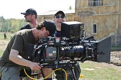 Red Tails Sony F35 Camera Rig