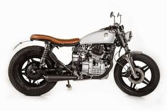 Honda CX500 By Matteucci Garage
