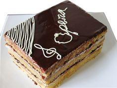 Pastel Opera | Como Hacer Pasteles