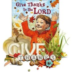 <3Give thanks
