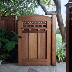 landscaping+a+craftsman+home | 1,558 Craftsman Landscape Design Photos #Yard #Fence