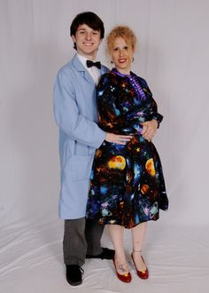 Bill Nye and Ms. Frizzle couples costume                                                                                                                                                                                 More