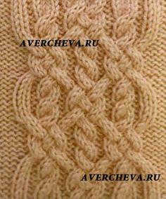 узор спицами из кос 963 Knitting Stiches, Knitting Patterns, Radios, Knit Pillow, Crochet Hats, Stitches, Charts, Groomsmen, Cornrows