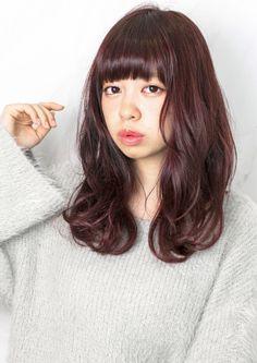 秋冬におすすめ!うるツヤに見えるカラー特集☆【hair salon Gallica/中村 飛鳥】 http://www.beauty-navi.com/matome/2326?pint ≪#haircolor #hairstyle #color #ヘアカラー #ヘアスタイル #髪形 #髪型 #外国人風 #ラベンダー #ヴァイオレット #パープル #紫 #lavender #purple #violet #mediumhair #mediumstyle #ロングヘア #ロング ≫