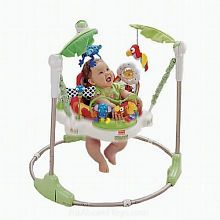 "Fisher-Price Jumperoo - Rainforest - Fisher-Price - Babies ""R"" Us"