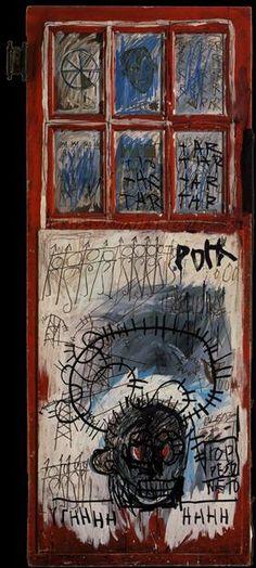 Pork Sans - Jean-Michel Basquiat