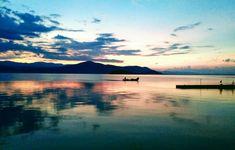 Prespes small lake August 2018
