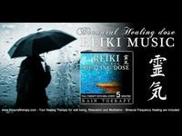 I-Reiki - 靈氣 Reiki Music Healing: Rain Therapy (Full Binaural 3D Therapy...