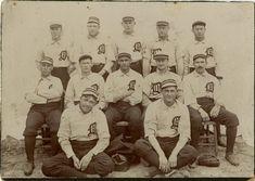 Historic photos: Detroit Tigers