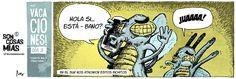 Son Cosas Mías Comic - Extra!