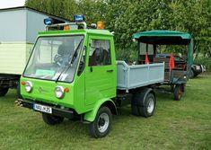 Multicar M 25 Bus Coach, Mini Trucks, Flower Beds, Roads, Cars And Motorcycles, Passion, Retro, Vehicles, Autos