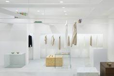 Nendo: Beige concept store