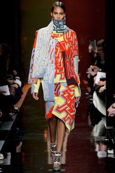 Runway Trend Reports for Fall 2014: RAVE PRINTS RAVE PRINTS RAVE PRINTS!