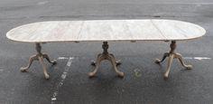 IPPLEPEN INTERIORS : Large Dining Table, Mahogany – Ipplepen Interiors