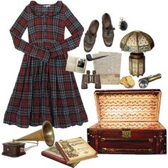 All Things Pass by melissalackey on Polyvore featuring Church's, Eichholtz, LIST and Columbia