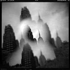 Great Multiple Exposure piece. Sigh, I wish mine looked this good.