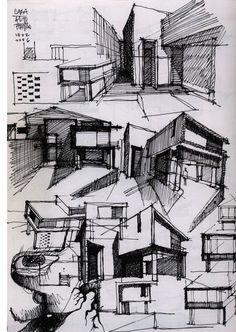 #bocetos #arquitectura #sketches #architecture