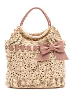 сумки крючком схемы вязания