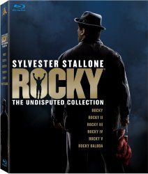 ONE DAY ONLY!!  Rocky Ultimate Collection on Blu Ray $17.99!