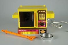 My Easy Bake Oven.....where my obsession began!
