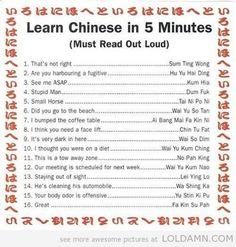 funny chinese english translations