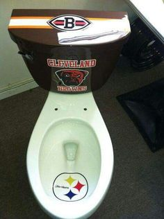 Check Cleveland Browns Man Cave Supplies prices and save money on Browns Man Cave Supplies and other Cleveland-area sports team gear by comparing prices from online sellers. Cleveland Browns Football, Cleveland Rocks, Go Browns, Browns Fans, Willoughby Ohio, Bears Packers, Titans Football, Baker Mayfield, Brown Babies