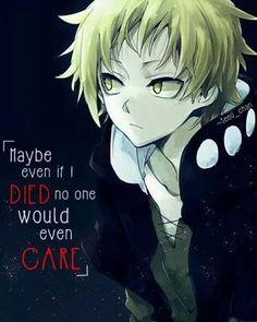 Image shared by saya fallata. Find images and videos about anime quote on We Heart It - the app to get lost in what you love. Sad Anime, Anime Guys, Manga Anime, Anime Art, Neko, Kagerou Project, Im In Love, Vocaloid, Fan Art