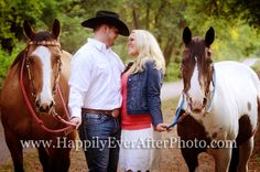 cute cowboy couple!  Happily Ever After 651.335.8198 http://equinephotographymn.weebly.com/