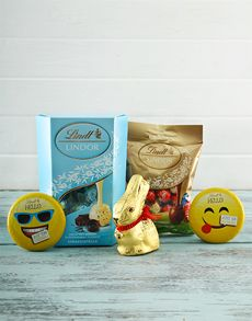 Easter gifts and hampers eggstra special lindt gift set netflorist is south africas largest sameday gift flower delivery service order easter gifts and hampers online today page 1 of 2 negle Choice Image