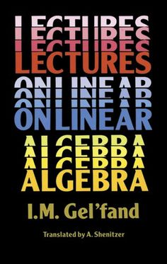 Linear algebra and its applications 4th edition gilbert strang lectures on linear algebra dover books on mathematics by i m gelfand fandeluxe Image collections