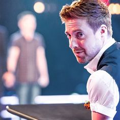 "Read ""Letters To Ricky Wilson - June Ricky Wilson, Richard Wilson, Beautiful Boys, Pretty Boys, Gorgeous Men, Kaiser Chiefs, Matthew Gray Gubler, Attractive Guys, Music Icon"