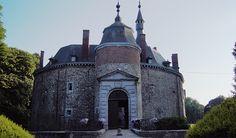 Waroux - Photo du château