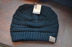 CC Beanie (Black) New name. Visit Beau Lane Boutique online!