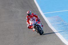 """Dovizioso : """"Mes sensations vont en s'améliorant""""  #Ducati #Motogp"""