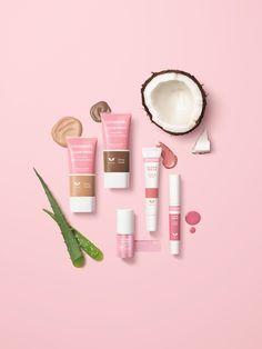 Aesthetic Makeup, Pink Aesthetic, Aesthetic Pastel Wallpaper, Aesthetic Wallpapers, Beauty Skin, Beauty Makeup, Vegan Makeup, Perfume, Photo Wall Collage