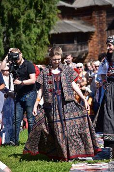 МОДА в стиле пэчворк - Фестиваль лоскутного шитья в Суздале