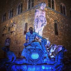#Latergram il Biancone by night #Firenze
