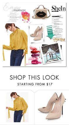 """""""Untitled #6"""" by blok-cvii ❤ liked on Polyvore featuring Casadei and GALA"""