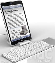 Mac iTablet Concept