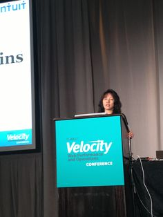 Tina Su, presenting at Velocity 2013 Conference. Tina Su   Intuit Inc.   Tina Su is the Director of Engineering for Developer Productivity at Intuit. She leads Intuit tools strategy and development focusing on improving developer productivity, automation and end-to-end software delivery for Mobile and Web.  Her presentation was titled: Increasing Speed To Market In Mobile Development Through Continuous Integration