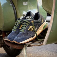 "New Balance CW 1600 ""Navy"""