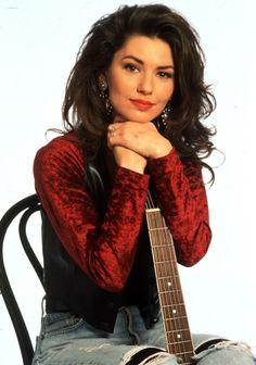 Shania Twain Natural Chanteurs country, Chanteurs de