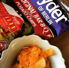 Snyder of Berlin Gluten-Free Barbecue chips