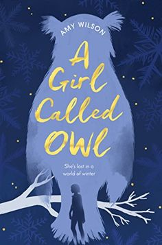 A Girl Called Owl by Amy Wilson. Featured on 2018 Branford Boase Award longlist. Published by Macmillan Children's Books. Children's Book Awards, Weird Look, Owl Books, Blue Peter, Winter Treats, Book Photography, Book Cover Design, Free Reading, Free Ebooks