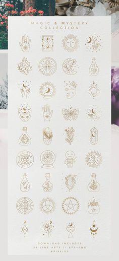 😫 Dainty Tattoos, Mini Tattoos, Body Art Tattoos, Tattoo Drawings, Small Tattoos, Tatoos, Thestral Tattoo, Tatuagem Diy, Astrology Tattoo