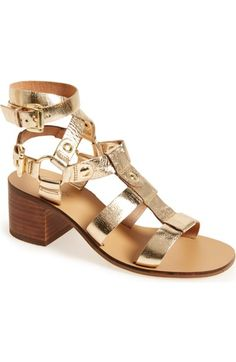 Topshop 'Valley' Gladiator Sandal (Women) available at #Nordstrom