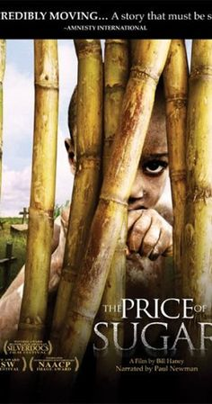 Watch The Price of Sugar full hd online Directed by Bill Haney. With Paul Newman, Christopher Hartley. On the Caribbean island of the Dominican Republic, tourists flock to pristine beaches, w Paul Newman, Best Food Documentaries, Film Books, We Are The World, Plantation, Documentary Film, Dominican Republic, Movies To Watch, I Movie