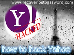 Need to hack forgotten Yahoo Email password? Let Yahoo Password Hacker be you handy assistant to help you hack your own yahoo password easily and quickly. Hack Password, Rainy Mood, I Love Rain, Smart Key, Health Promotion, Be A Nice Human, Happy Life, Hacks, Recovery