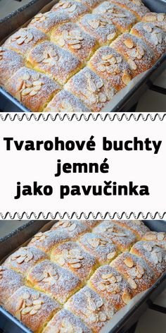 Slovak Recipes, Yummy Treats, Ham, Banana Bread, Recipies, Food And Drink, Cooking Recipes, Tasty, Sweets